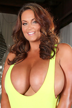 boobs curvy big the and