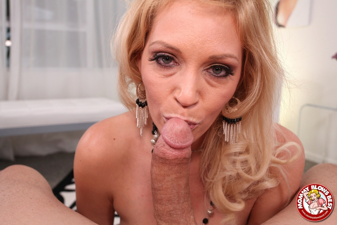 Hairy Blonde Mature Pov
