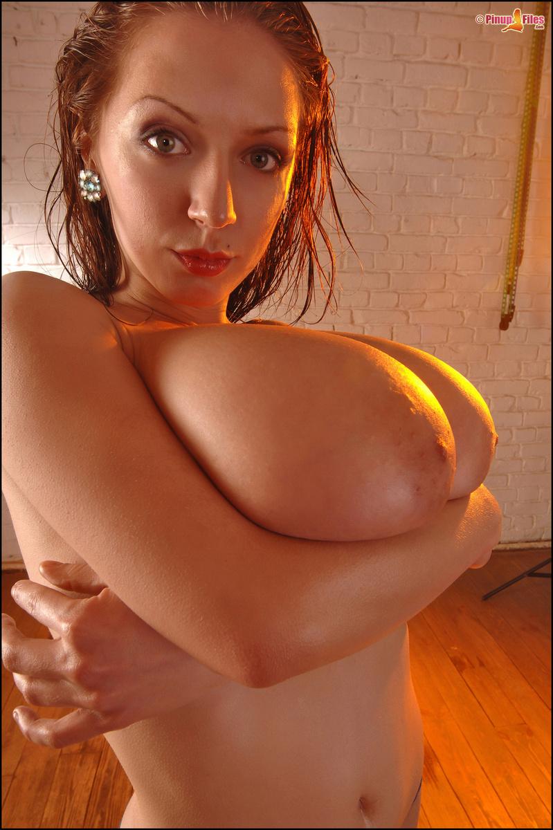 Anya huge tits